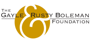 logo Gayle & Rusty Boleman